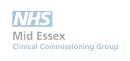 NHS mid essex logo