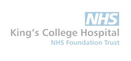 NHS kings college logo