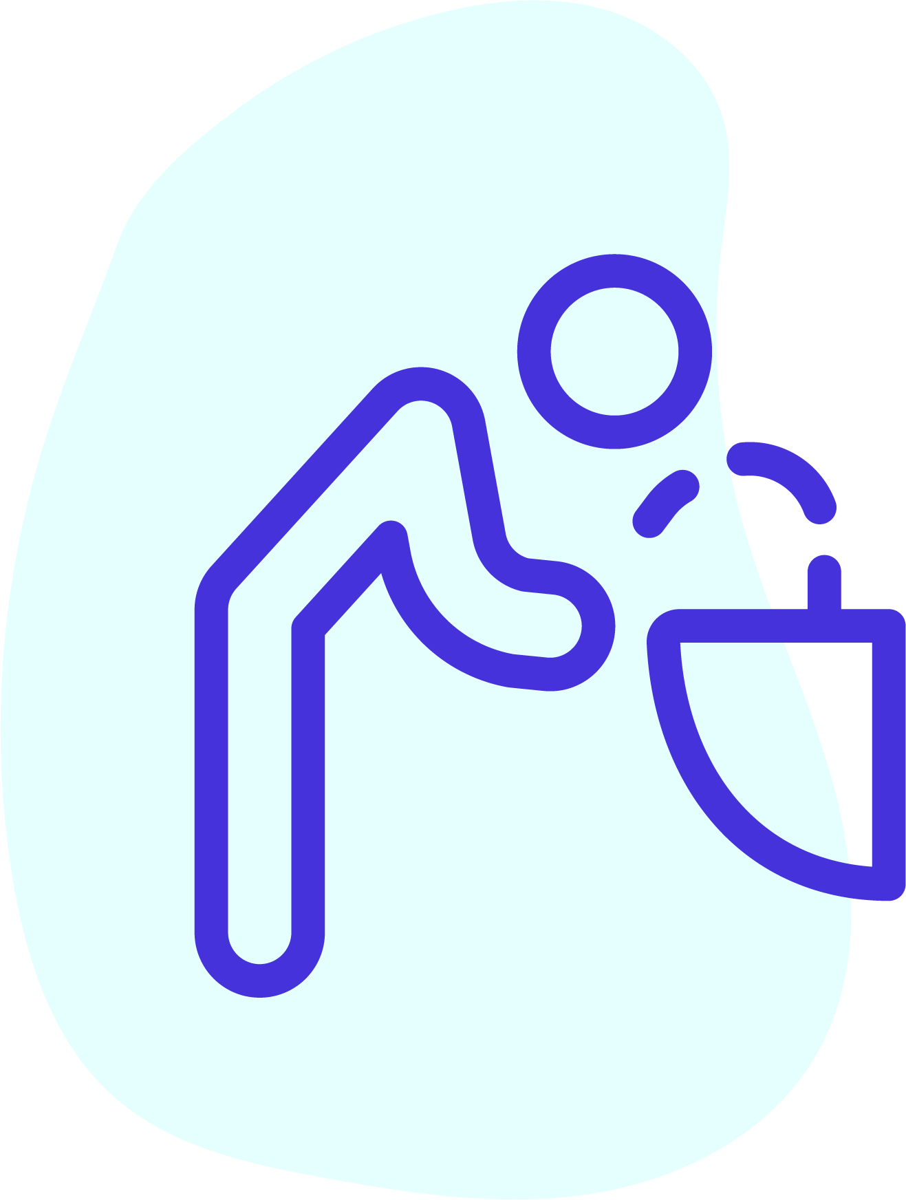 drinking water fountain icon